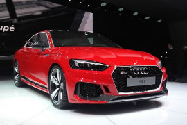 Audi RS 5 Coupe (2017) – 3,9 sekundy do setki