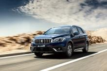 Suzuki SX4 S-Cross - Na każdą okazję