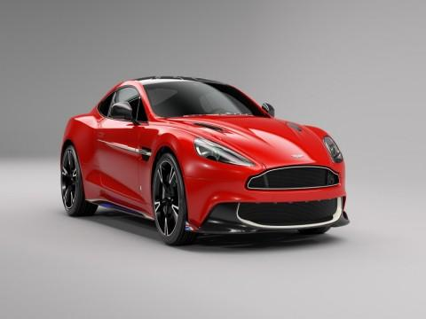 Aston Martin Vanquish S Red Arrows Edition  - motogazeta mojeauto.pl