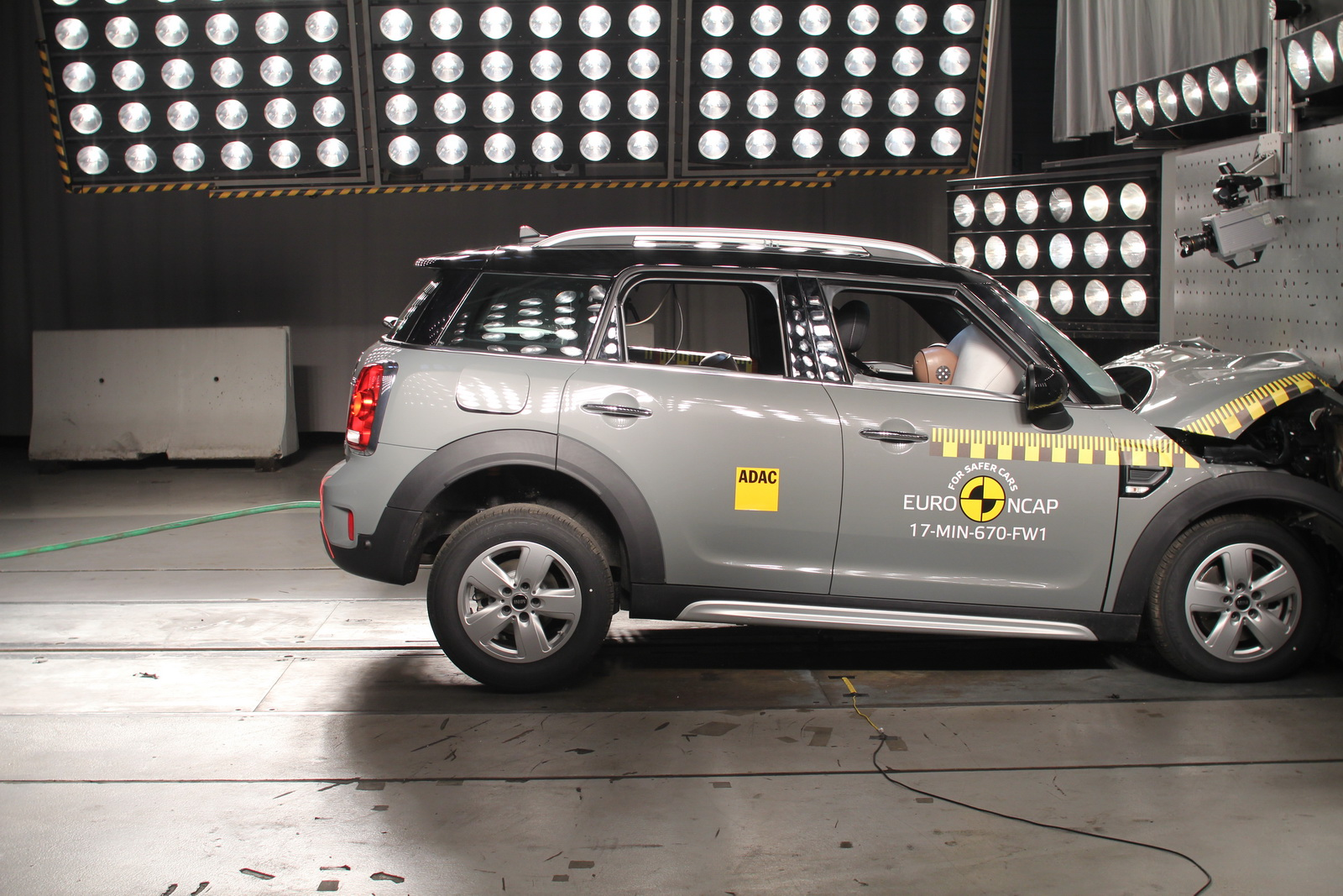 Nowe testy Euro NCAP - Kodiaq, Micra, Swift, Countryman