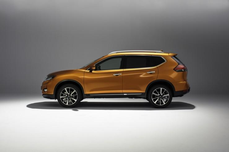 Nissan X-Trail (facelift 2017)