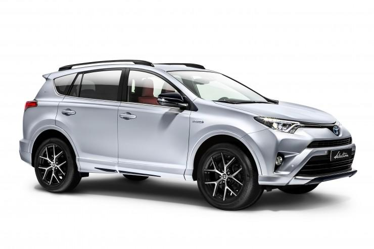 Toyota RAV4 Hybrid Selection