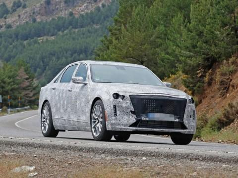 Cadillac CT6 – Gotowy do liftingu  - motogazeta mojeauto.pl
