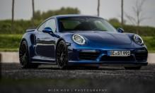 Porsche 911 Turbo S Edo Competition