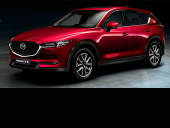 Nowa Mazda CX-5 DRIVE TOGETHER