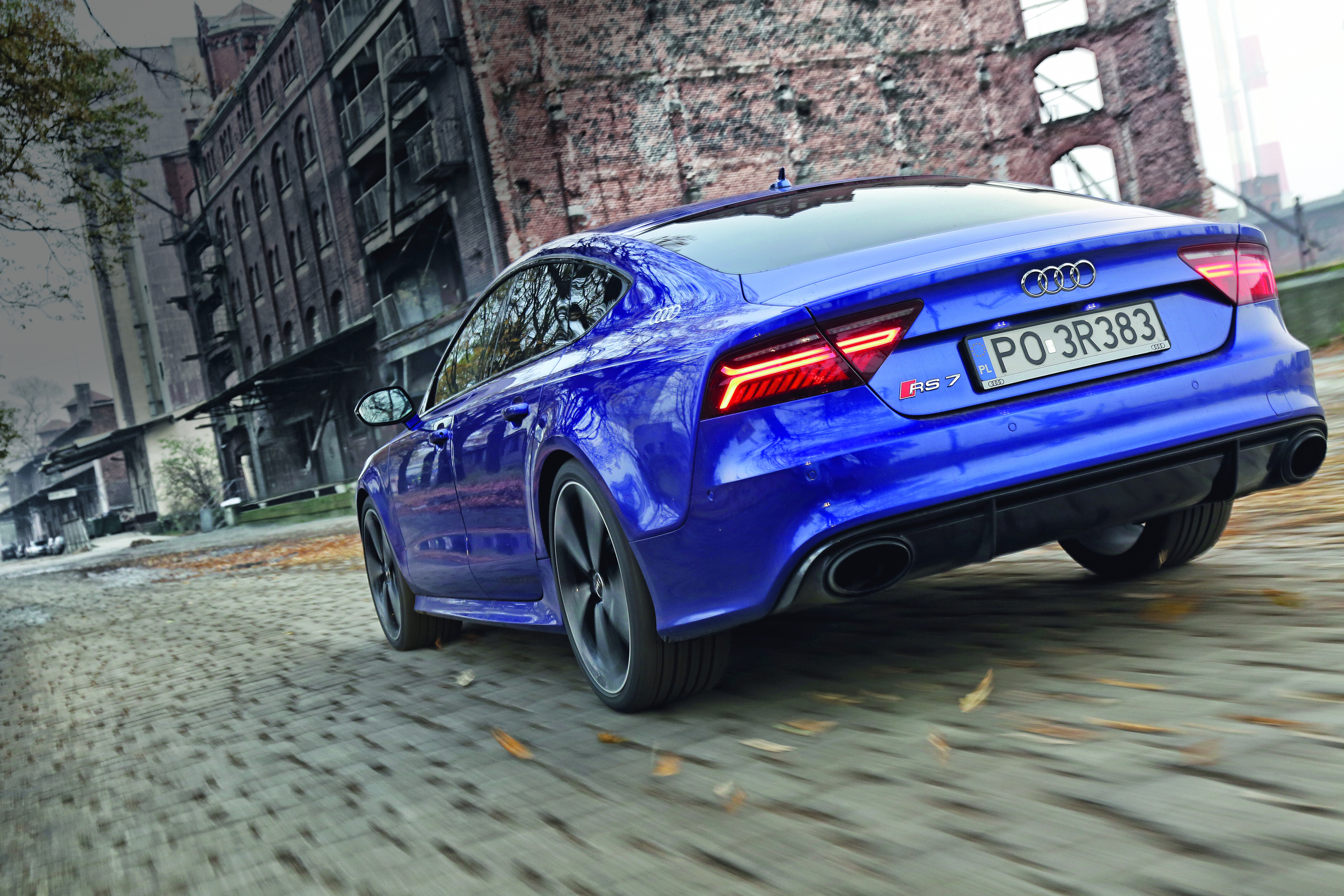Audi RS 7 performance - smak potęgi
