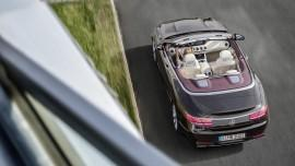 Mercedes-Benz S Coupe i Cabrio po face liftingu (wideo)