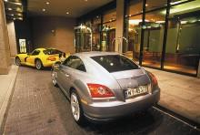 Chrysler Crossfire i Dodge Viper
