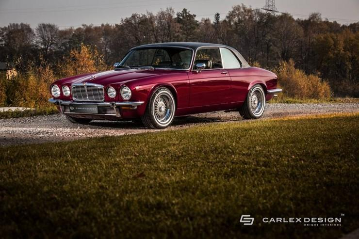 Jaguar XJ Coupe Carlex Design