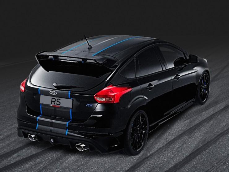 Ford Focus RS z pakietem Ford Performance