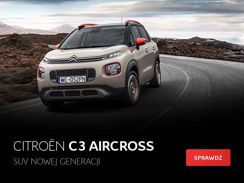 Citroen C3 Aircross