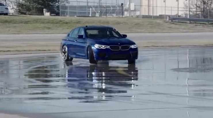 Drift BMW M5