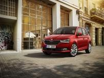 Skoda Fabia po face liftingu