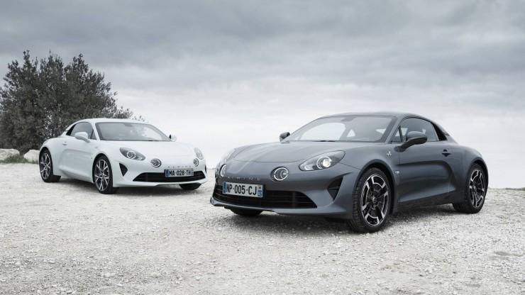 Alpine A110 Pure i Legende