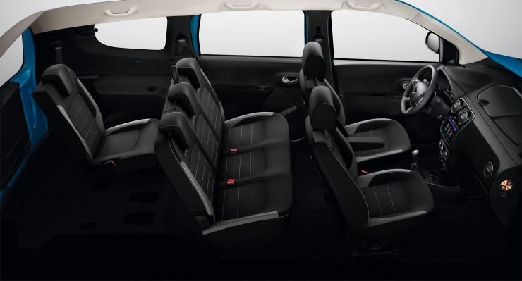 Dacia Lodgy Smart Seats