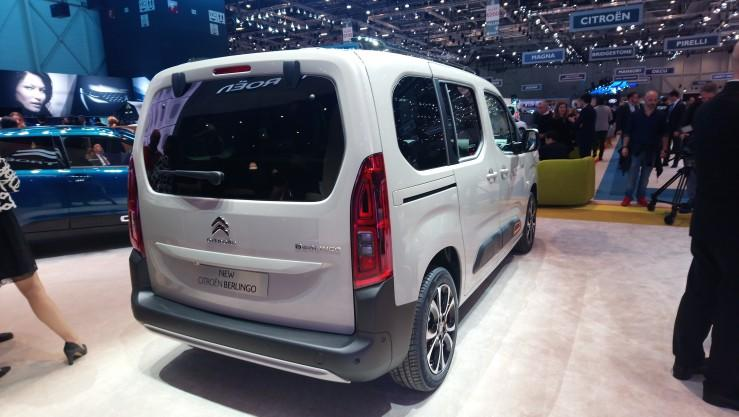 Citroen Berlingo (Genewa 2018)