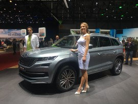 Skoda Kodiaq Laurin&Klement w salonach