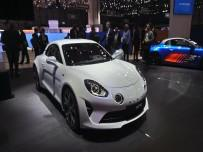Alpine A110 Pure i Legende (Genewa 2018)