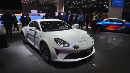 Alpine A110 Pure i A110 Legende - Genewa 2018