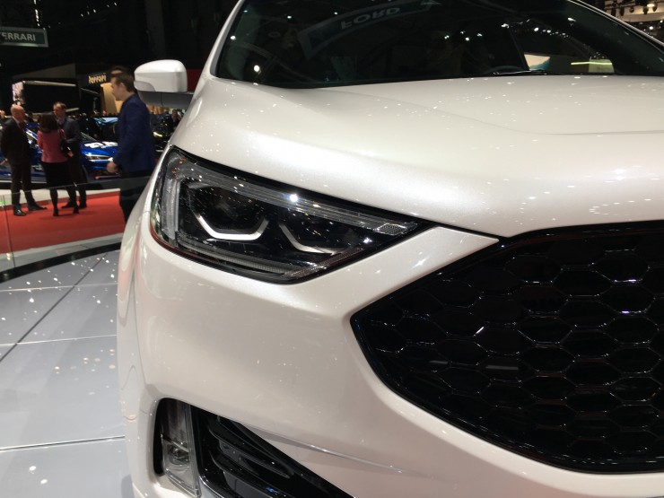 Ford Edge - Genewa 2018