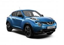 Nissan Juke po face liftingu