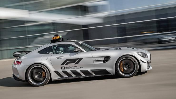 Mercedes-AMG GT R F1 Safety Car 2018