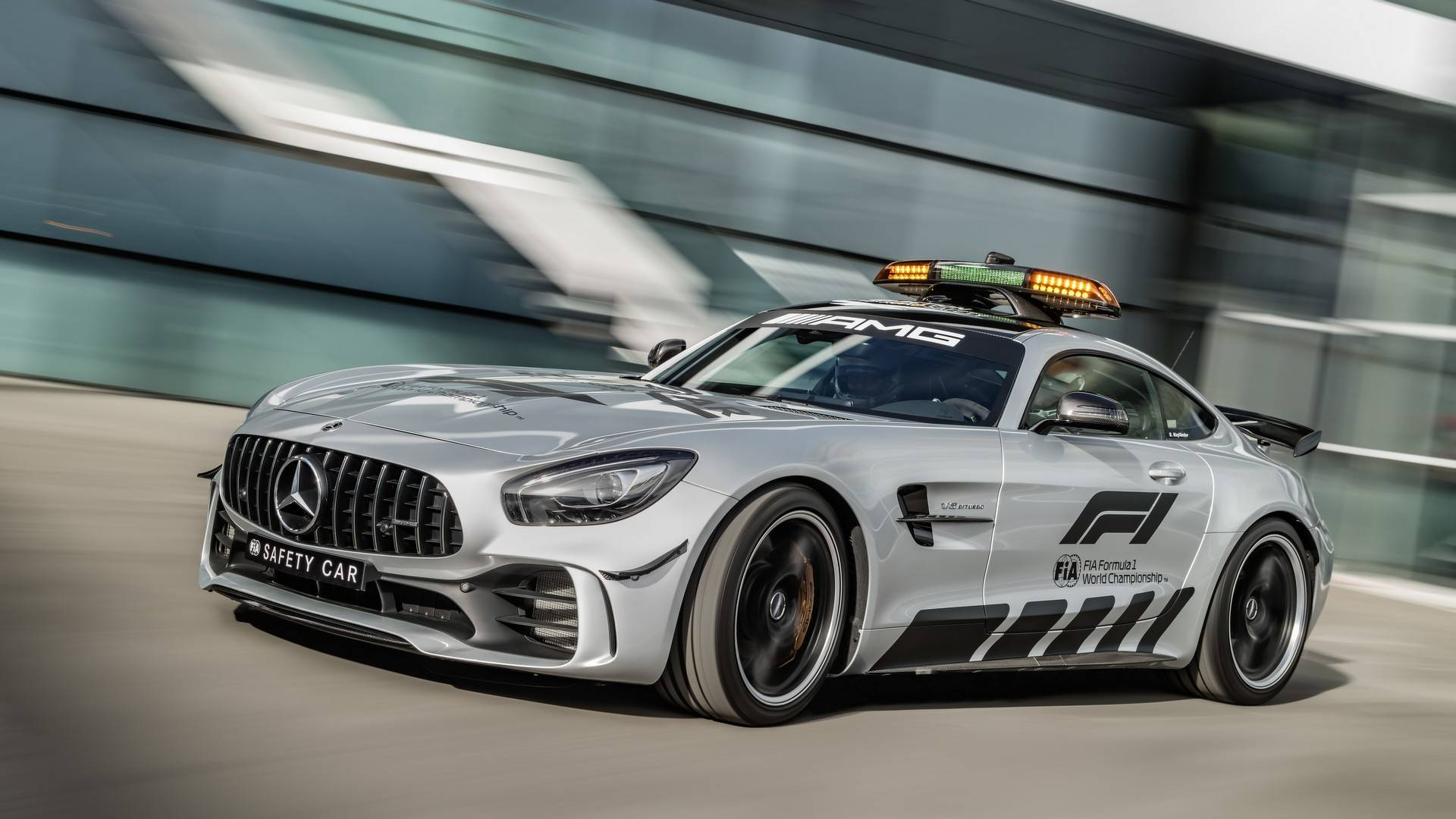 mercedes amg gt r nowy safety car w formule 1 w auto motor i sport. Black Bedroom Furniture Sets. Home Design Ideas