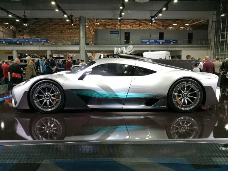 Mercedes-AMG Project One - Poznań Motor Show 2018
