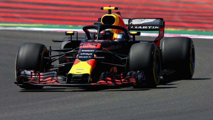 Aston Martin Red Bull Racing - bolid F1