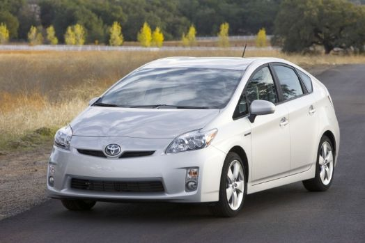Toyota Prius - wideo