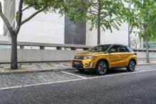 Suzuki Vitara po face liftingu