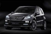 Mercedes ML od Brabusa