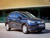 Honda HR-V po face liftingu
