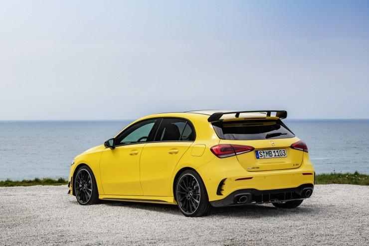 Mercedes-AMG A35 4MATIC 2018