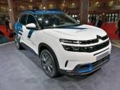 Citroen C5 Aircross - Paris Motor Show 2018