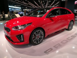 Kia ProCeed - Paris Motor Show 2018