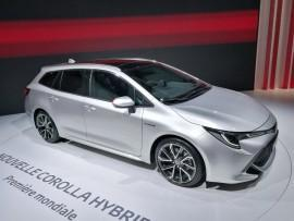 Toyota Corolla Touring Sports – Paris Motor Show 2018