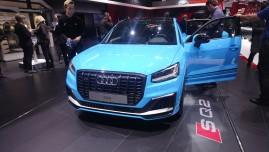 Audi SQ2 – Paris Motor Show 2018