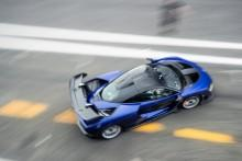 McLaren Senna – na torze Estoril