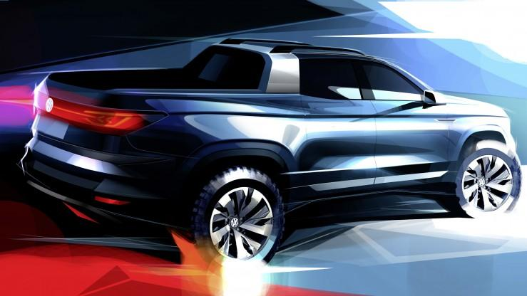 Volkswagen pick-up