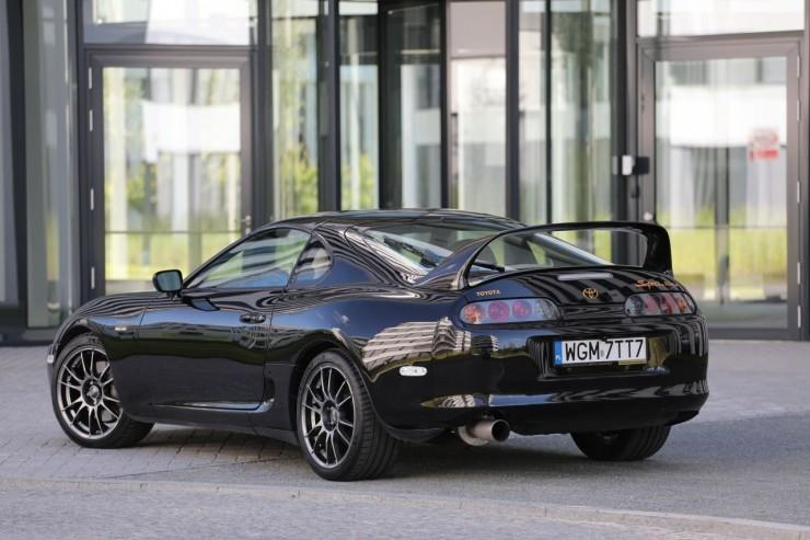 Toyota Supra 15th Anniversary Edition