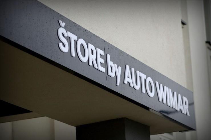 Store by Auto Wimar - salon Skody