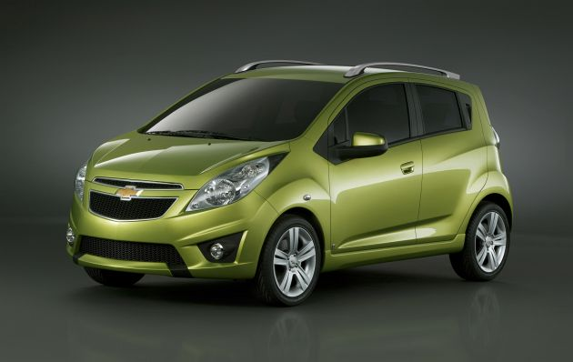 Chevrolet Spark – wideo