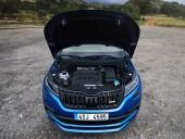 Skoda Kodiaq RS z systemem Dynamic Sound Boost
