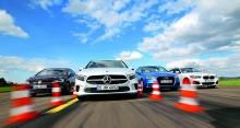 Audi A3, BMW 1, Mercedes klasy A i VW Golf - test