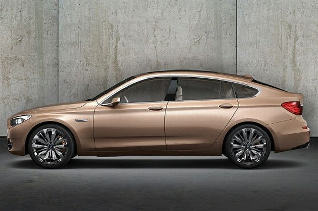 BMW 5 Gran Turismo Concept – nowy horyzont