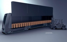 Volvo Autonomous Electric Carrier