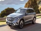 Mercedes GLC po face liftingu