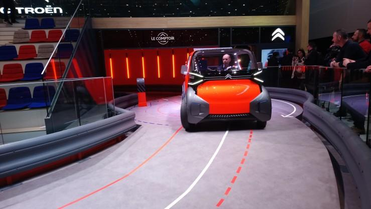 Citroen Ami One (Genewa 2019)