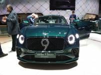 Bentley Continental GT Number 9 (Genewa 2019)